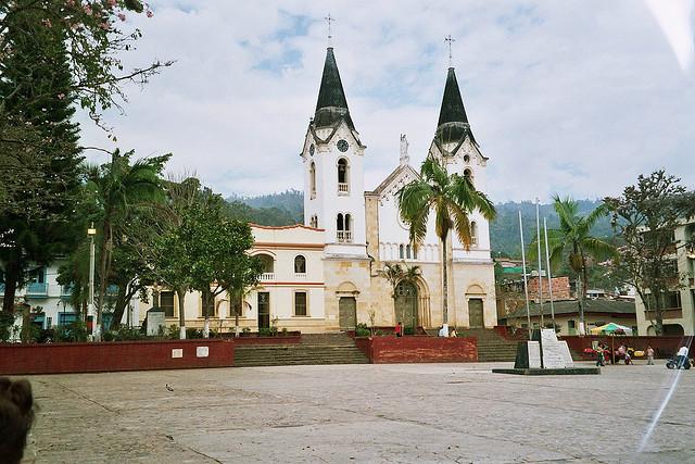 Catedral de Gacheta-Colombia