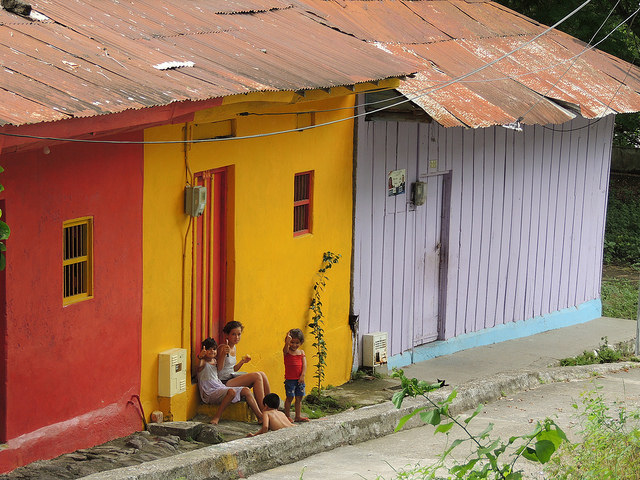 """Informal Settlement"" in Colombia"