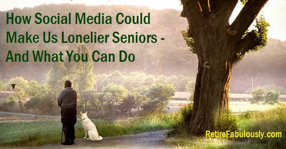 How Social Media Could Make Us Lonelier Seniors – and What You Can Do