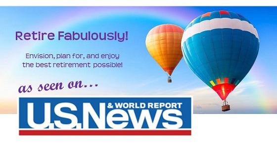 Exciting news! I am now a U.S. News contributor!