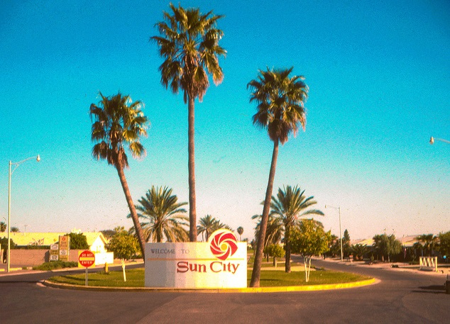 Sun City, Arizona is the second-oldest planned retirement community in the United States.