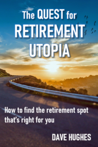 The Quest for Retirement Utopia front cover