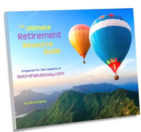Ultimate Retirement Resource Guide cover-slanted