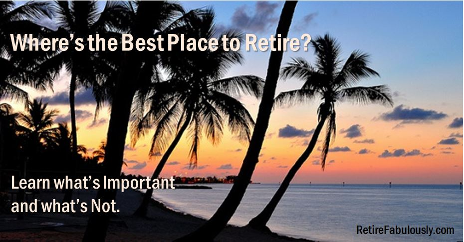 Where's the Best Place to Retire?
